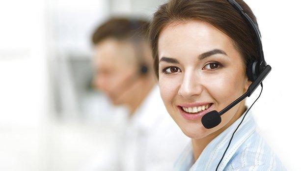 Profissional de call center