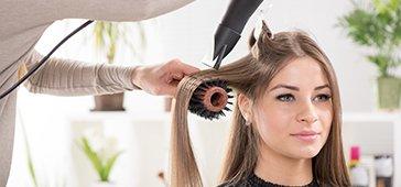 Alisamento de cabelo