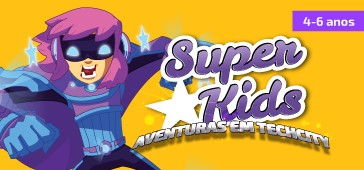 Super Kids 4-6 anos