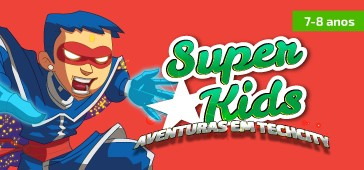 Super Kids 7-8 anos